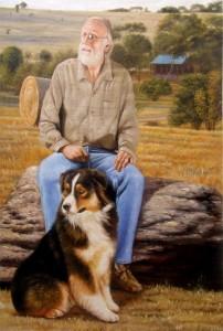 Lynn's painting